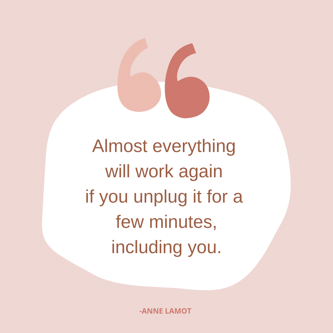 quote about self-care