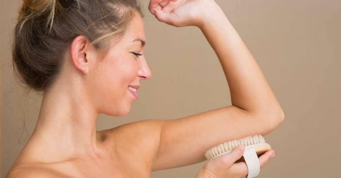 dry brushing how health benefits