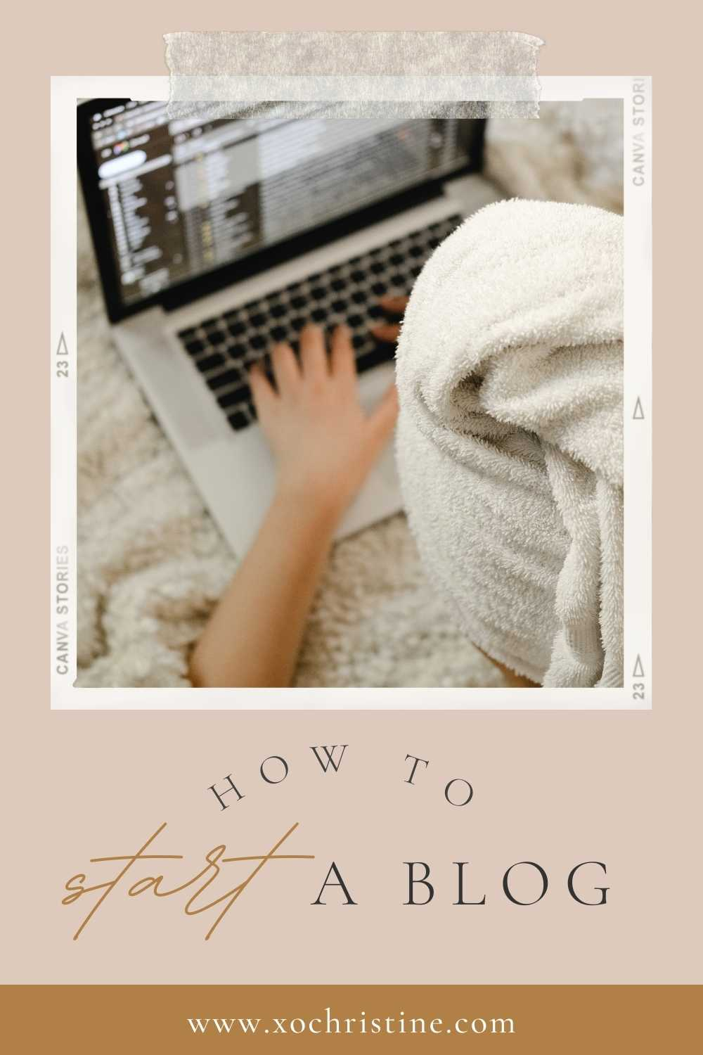 How to Start a WordPress Blog in Just 10 Easy Steps