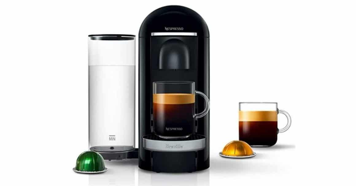 How to make a yummy cup of Joe- Nespresso Machine