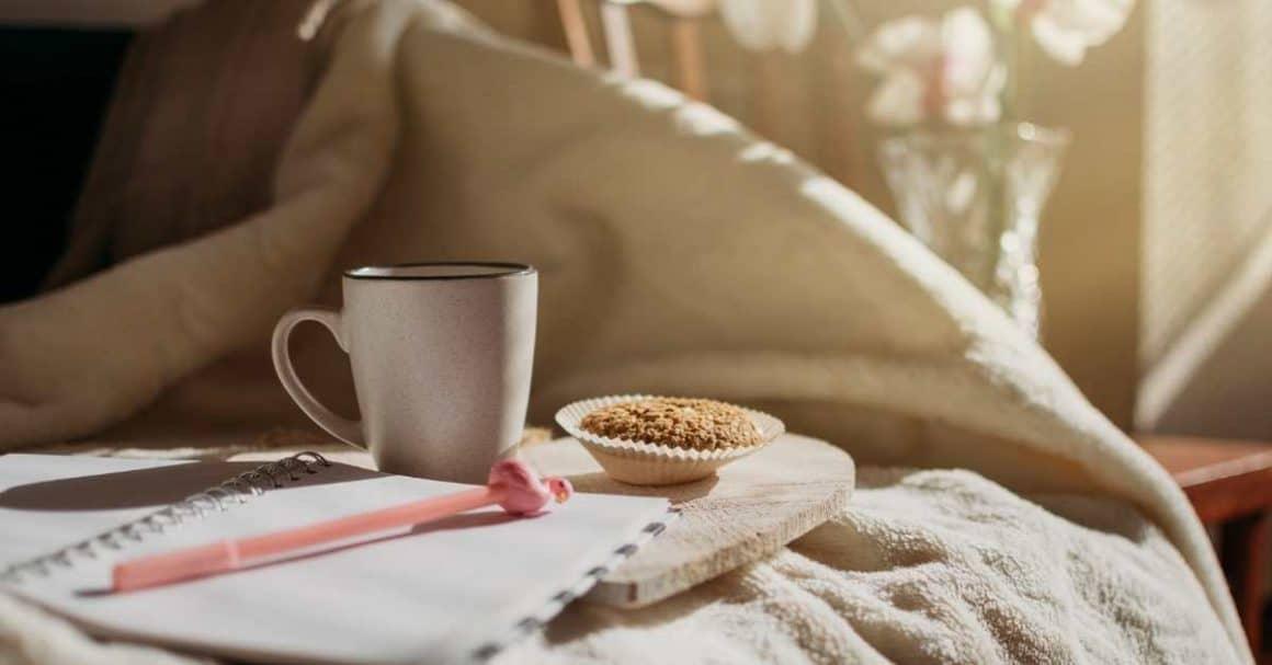 Turn your morning coffee into a morning coffee ritual