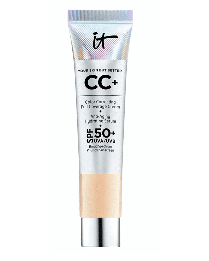 the best foundation for mature skin-it cc cream