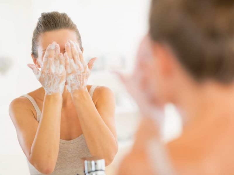 The best nighttime skincare routine for mature skin