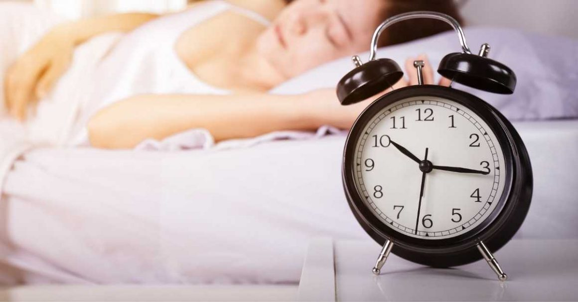 how to look younger at 40-get some sleep