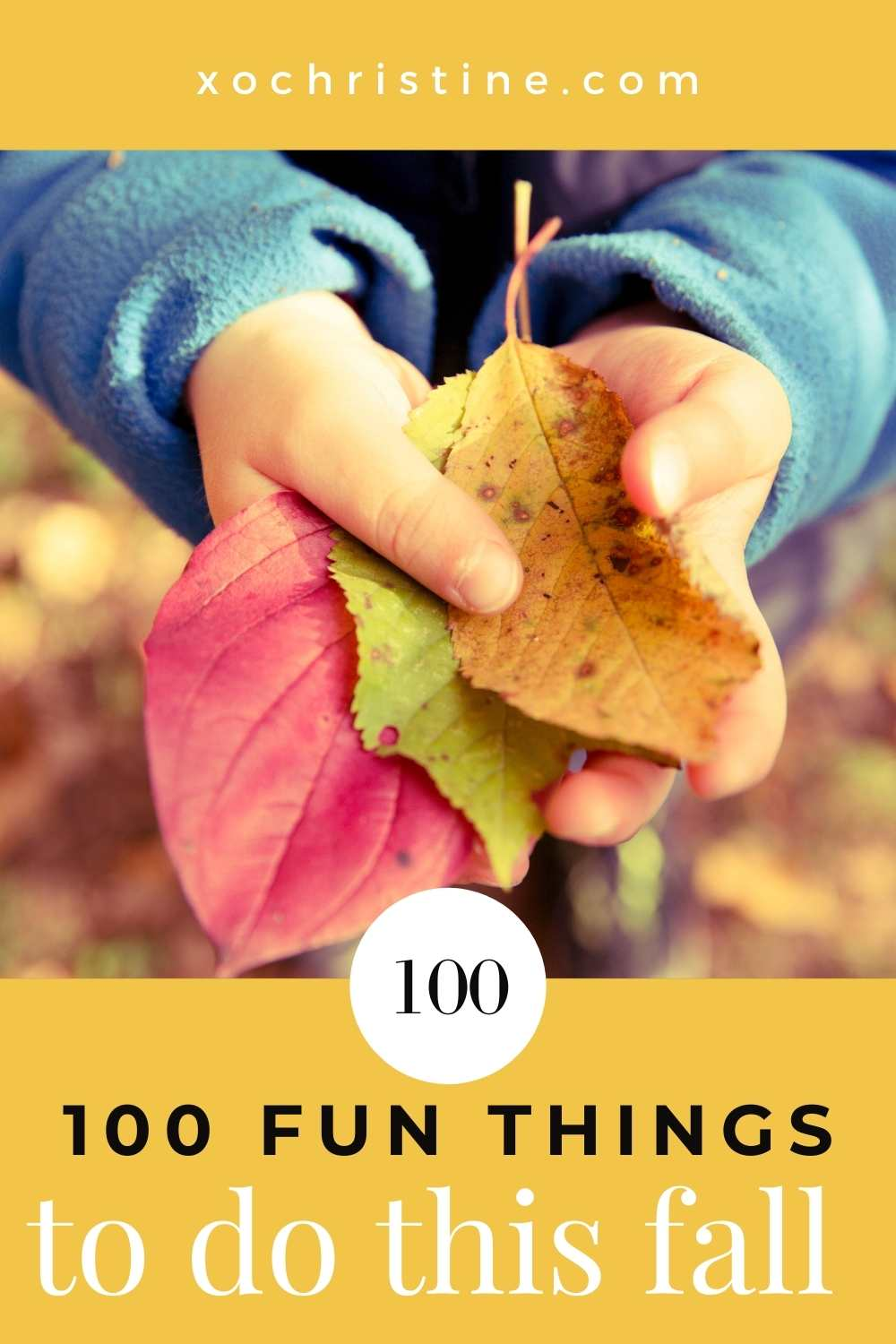 100 fun things to do this fall (2021)