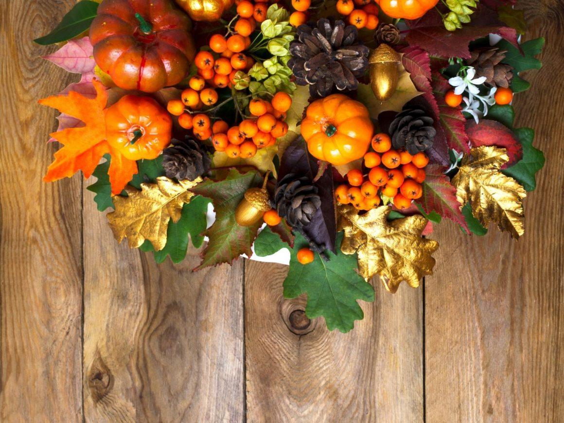 fun things to do this fall-make a fall centerpiece